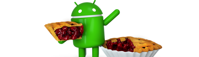 Android 9 Pie Bild