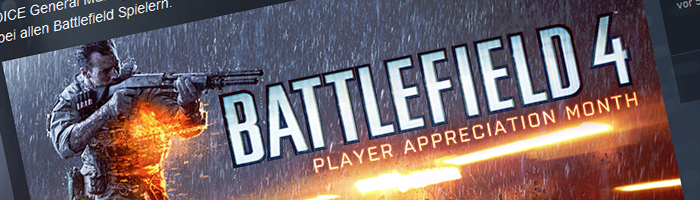 Battlefield 4 - Player Appreciation Month und das Mantle Update Bild