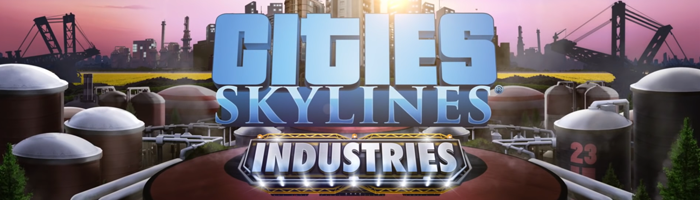 Cities: Skylines - Industries DLC angekündigt Bild