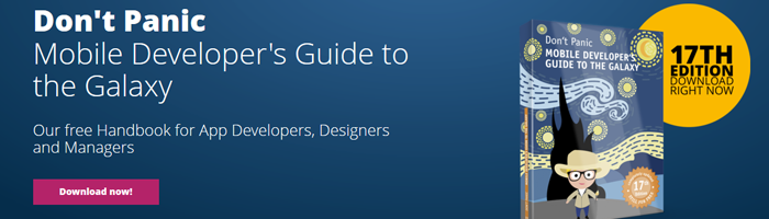 Mobile Developer's Guide To The Galaxy Version 17 erschienen Bild