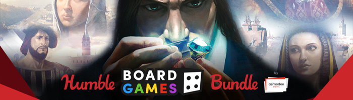 Humble Board Games Bundle Bild
