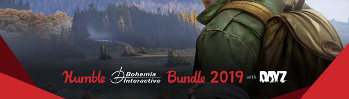 Humble Bohemia Interactive Bundle 2019 with DayZ Bild
