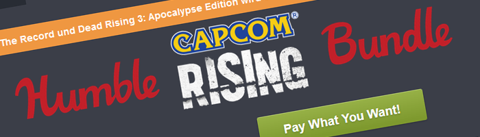 Humble Capcom Rising Bundle  Bild
