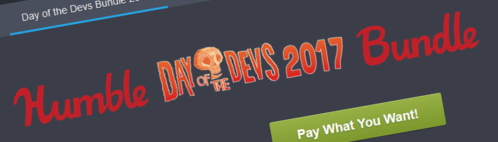 Humble Day of the Devs 2017 Bundle Bild