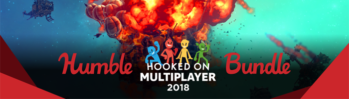 Humble Hooked on Multiplayer und War Gamez Bundle Bild