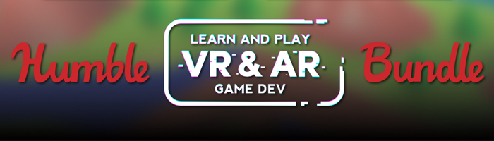 Humble Bundles: Learn VR-AR und Learn Instruments and Design Bild