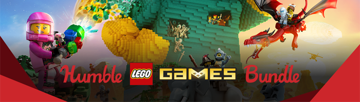 Humble Lego Games Bundle Bild