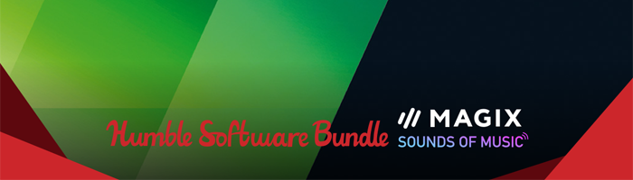 MAGIX Sounds of Music Humble Bundle Bild