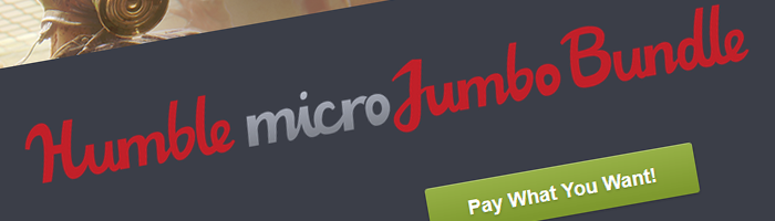 Humble microJUMBO Bundle  Bild