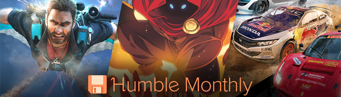 Humble Monthly - Januar 2019 Bild