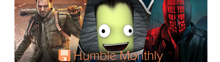 Humble Monthly - Bundle im Mai mit Kerbal Space Program Bild