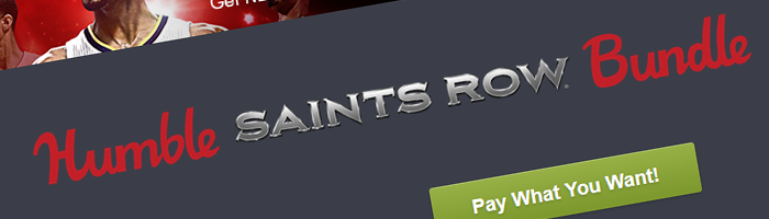 Humble Saints Row Bundle Bild