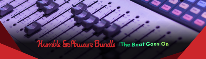 Humble Software Bundle: The Beat Goes On Bild