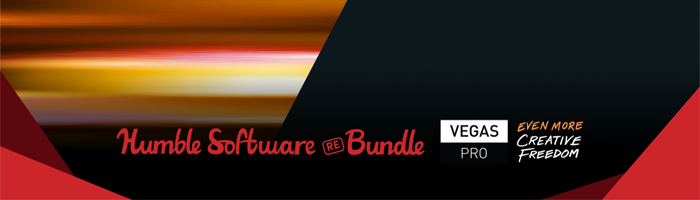 Humble Software REBundle: VEGAS Pro Bild