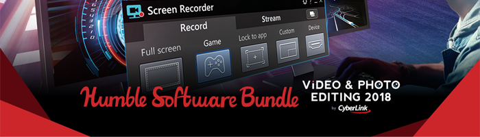 Humble Video & Photo Editing Bundle Bild
