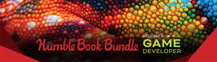 Humble Book Bundle: Become a Game Developer Bild