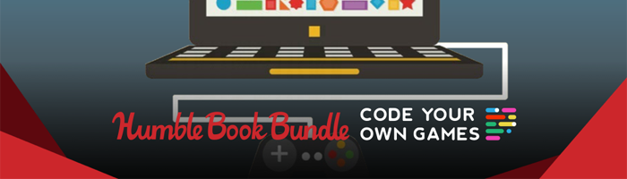 Humble Code Your Own Games Book Bundle Bild