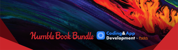 Humble Book Bundle: Coding & App Development Bild
