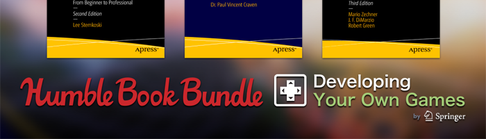Humble Bundles: Developing Your Own Games und RPG Maker Returns Bild