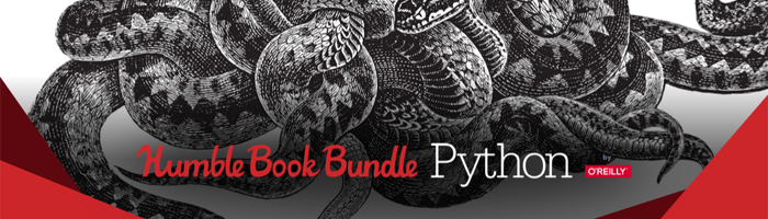 Humble Python Book Bundle Bild
