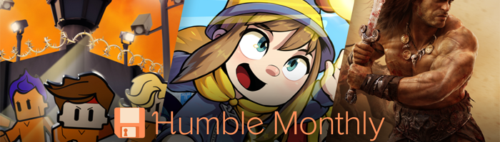 Humble Monthly August Bundle Bild