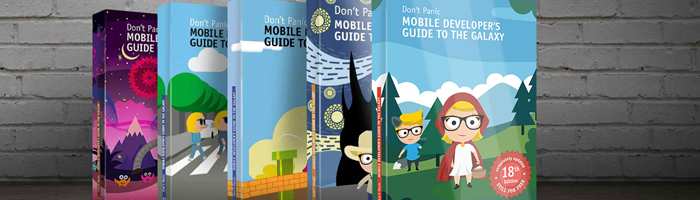 Mobile Developer's Guide to the Galaxy Version 18 erschienen Bild