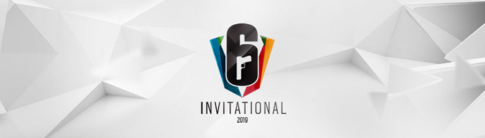 Rainbow Six - Invitational 2019 Bild