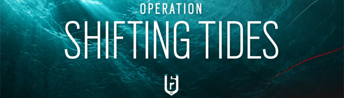 Rainbow Six Siege - Operation Shifting Tides Release heute Bild