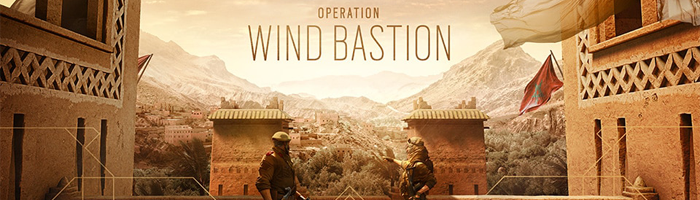 Rainbow Six - Operation Wind Bastion Reveal Bild
