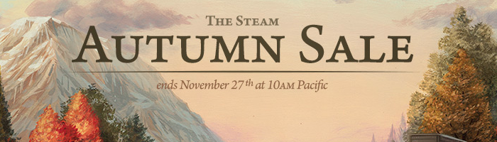 Steam Autumn Sale Bild
