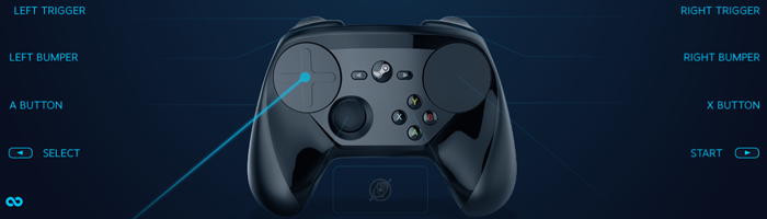 Need for Speed Heat mit dem Steam Controller spielen Bild