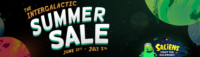 Steam Summer Sale 2018 Bild